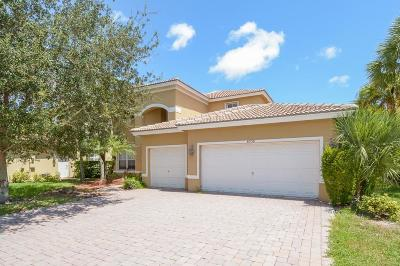 Lake Worth Single Family Home For Sale: 6230 C Durham Drive