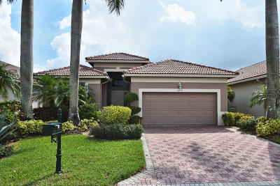 Boynton Beach Single Family Home For Sale: 8814 Barrymore Lane