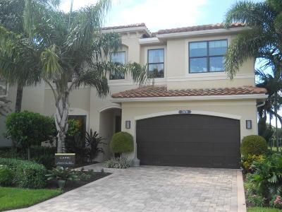 Delray Beach Single Family Home For Sale: 14713 Smokey Citrine Street