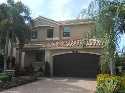 Delray Beach Single Family Home For Sale: 7906 Sunstone Street