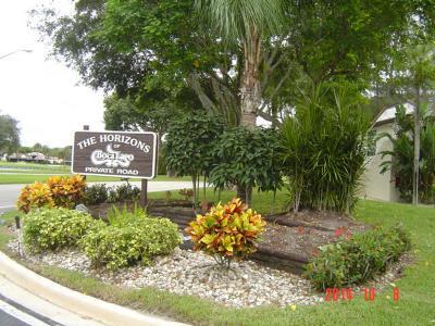 Boca Raton Condo For Sale: 21699 Cypress Road #17b