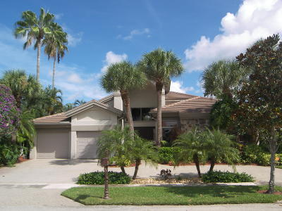 Boca Raton Single Family Home For Sale: 2653 NW 48th Street
