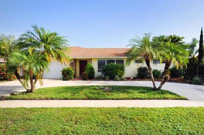 Wellington Single Family Home For Sale: 11697 Turnstone Drive