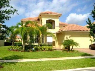 Boynton Beach Rental For Rent: 9908 Cobblestone Creek Drive
