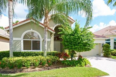 West Palm Beach Single Family Home For Sale: 10739 Grande Boulevard