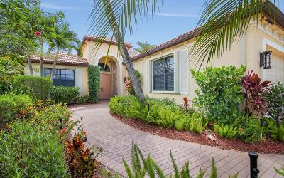 West Palm Beach Single Family Home Contingent: 6724 Fox Hollow Drive