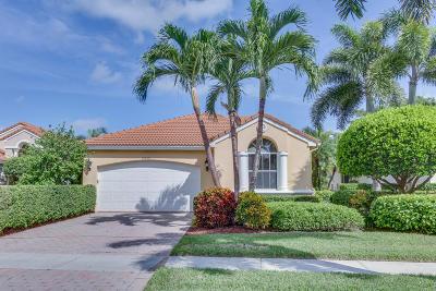 Wellington Single Family Home For Sale: 10759 Fairmont Village Drive