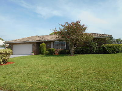 Boynton Beach Single Family Home For Sale: 1321 SW 25th Avenue