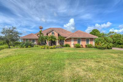 Port Saint Lucie Single Family Home Contingent: 12211 Riverbend Court