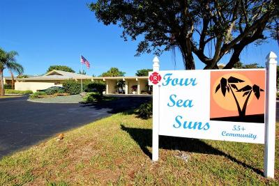 Boynton Beach Condo For Sale: 301 Circle Drive S #101