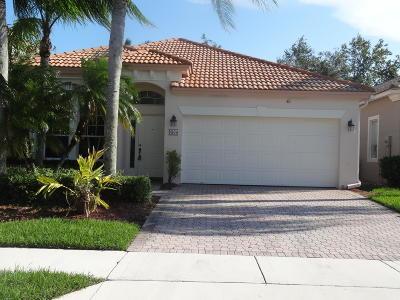 Boca Raton Single Family Home For Sale: 8504 Via D Oro