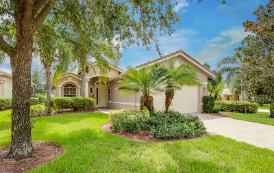 Port Saint Lucie Single Family Home For Sale: 7248 Maidstone Drive