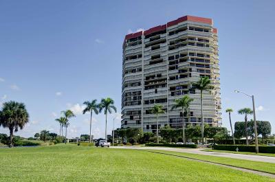 West Palm Beach Condo Sold: 1900 Consulate Place #1204