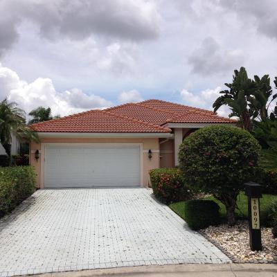 Single Family Home For Sale: 10097 Spyglass Way