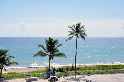 Highland Beach Condo For Sale: 3301 S Ocean Blvd #301