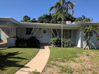 Boynton Beach Rental For Rent: 621 NE 9th Avenue