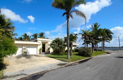West Palm Beach Single Family Home For Sale: 101 Santa Lucia Drive