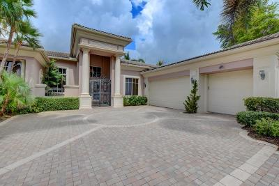 Delray Beach Single Family Home For Sale: 16299 Mirasol Way