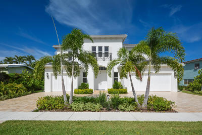 Boca Raton Single Family Home For Sale: 1365 NE 4th Avenue