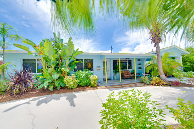 West Palm Beach Single Family Home For Sale: 246 Gregory Road