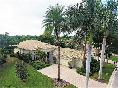 Palm Beach Gardens FL Single Family Home Sold: $615,000
