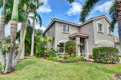 Boynton Beach Single Family Home For Sale: 1213 Fosters Mill Lane
