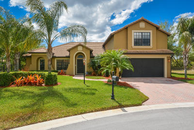 Jensen Beach Single Family Home For Sale: 2316 NW Diamond Creek Way