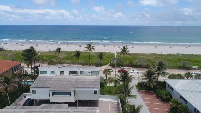 Broward County, Palm Beach County Rental For Rent: 250 S Ocean Boulevard #254