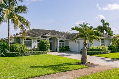 North Palm Beach Single Family Home For Sale: 619 Shore Road