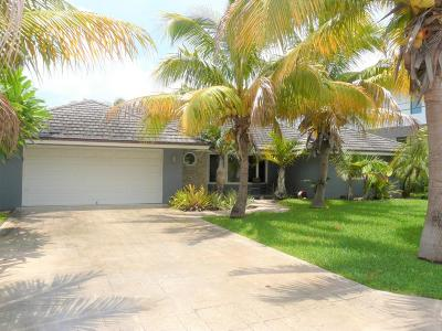 Broward County, Palm Beach County Single Family Home For Sale: 756 Cordova Drive