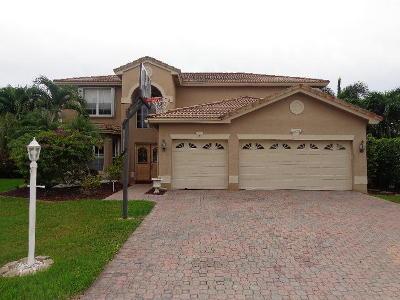 Boca Raton Single Family Home For Sale: 21798 Sugarberry Circle