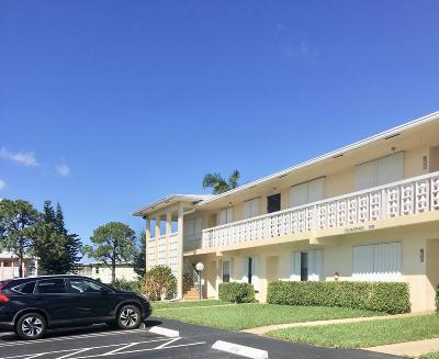 Delray Beach Condo For Sale: 1721 NW 20th Avenue #101