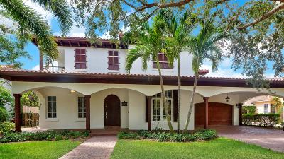 Jupiter Single Family Home Contingent: 126 Segovia Way