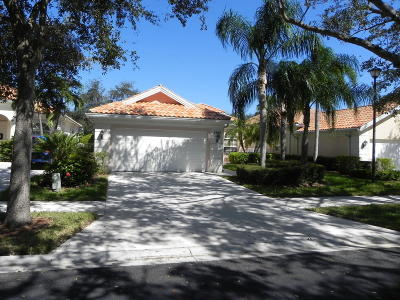 Delray Beach Single Family Home For Sale: 2207 Preserve Drive