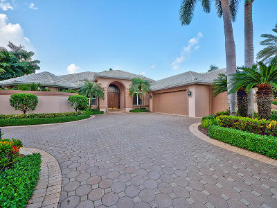 Ballenisles Single Family Home For Sale: 25 Saint James Drive