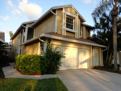 Boca Raton Single Family Home For Sale: 5327 Park Place Cir