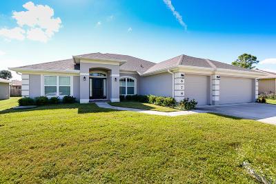 Port Saint Lucie, Saint Lucie West Single Family Home For Sale: 678 SW Nichols Terrace