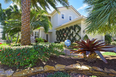 Palm Beach Gardens Single Family Home For Sale: 4937 Pacifico Court
