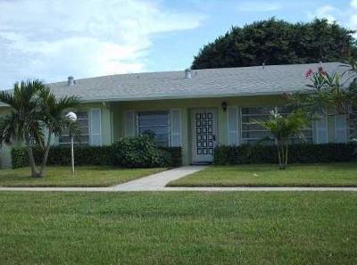 Delray Beach Condo For Sale: 2520 Pansey Lane #9-B