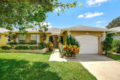 Boca Raton Single Family Home For Sale: 388 SW 5th Way