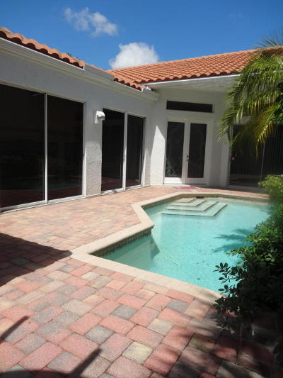 Boca Raton Single Family Home For Sale: 3799 Candlewood Court