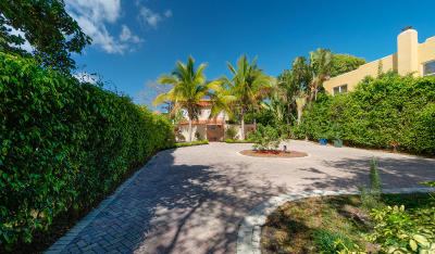 West Palm Beach Single Family Home For Sale: 443 27th Street