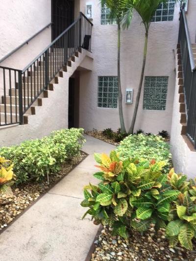 Boynton Beach Rental For Rent: 5370 Firenze Dr #D