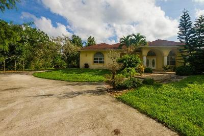 West Palm Beach Single Family Home For Sale: 12208 75th Lane