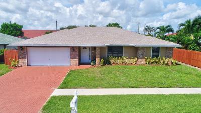 Lantana Single Family Home For Sale: 1180 Palama Way