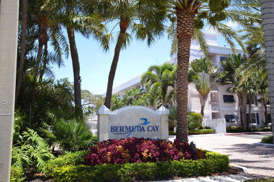 Boynton Beach Rental For Rent: 621 E Woolbright Road #B303