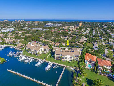 Juno Beach Condo For Sale: 917 Oak Harbour Drive #917