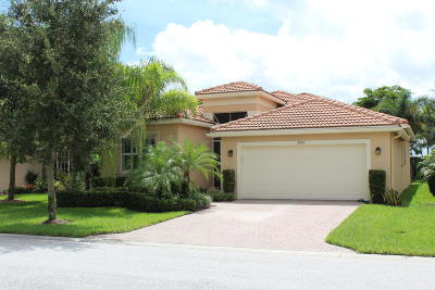 Boynton Beach FL Single Family Home For Sale: $437,500