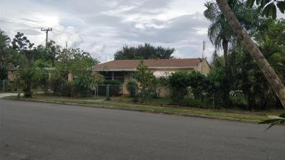 West Palm Beach Single Family Home For Sale: 2520 Ridgeway Avenue