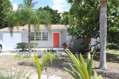Boynton Beach Rental For Rent: 309 Gulfstream Drive
